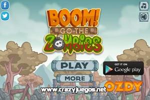 Jugar Boom Go The Zombies