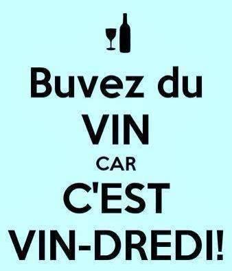 C'est Vendredi!!!