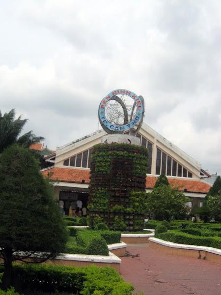 Embarcadero Ninh Kieu (Can Tho, Vietnam)