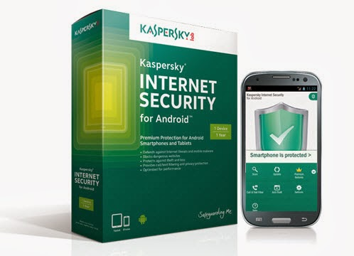 Kaspersky Internet Security for Android Activation Code Full Version