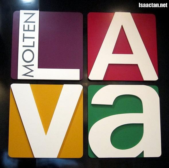 Molten Lava Logo