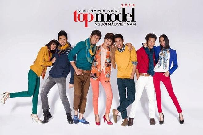 Top 7 Next Top Model qua bộ ảnh lookbook