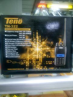 Distributor Resmi Radio HT Teno - Jual - Lain-Lain - Jakarta Barat - DKI Jakarta