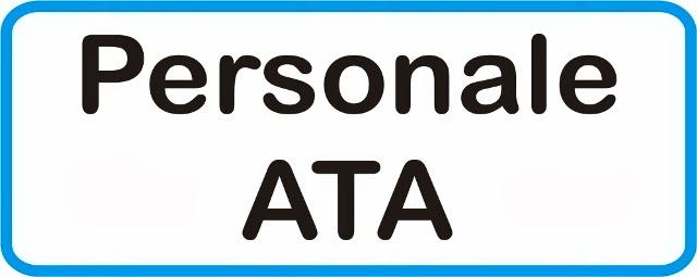 PERSONALE A.T.A. SCUOLA