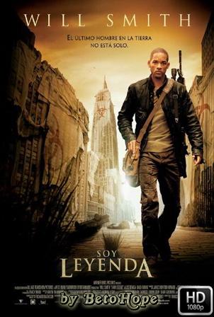 Soy Leyenda [1080p] [Latino-Ingles] [MEGA]