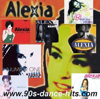 Alexia - Singles Collection