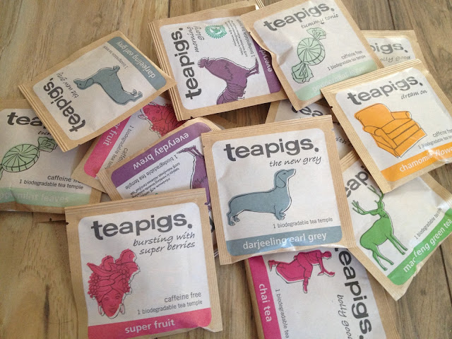Teapigs: Summery Iced Tea