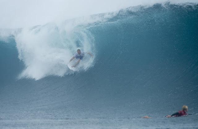 1 Dusty Payne Billabong Pro Tahiti 2015 Foto Stephen Robertson