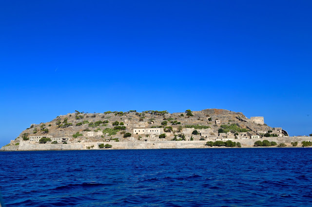 The leprosy colony of Spinalonga in Crete