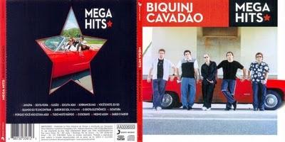 Mega Hits Biquini Cavadão 2015
