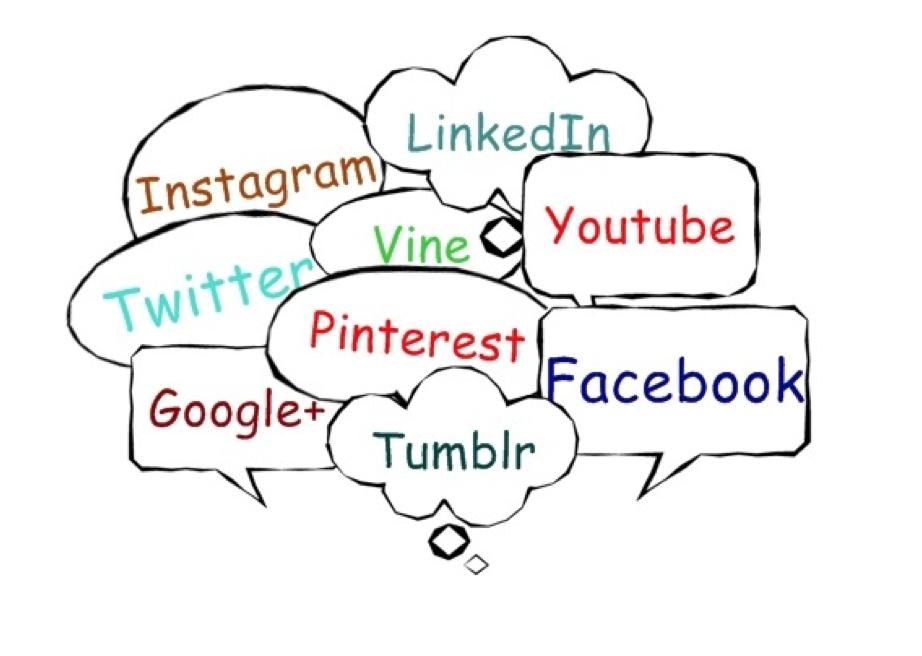 'Social Media in 2014'