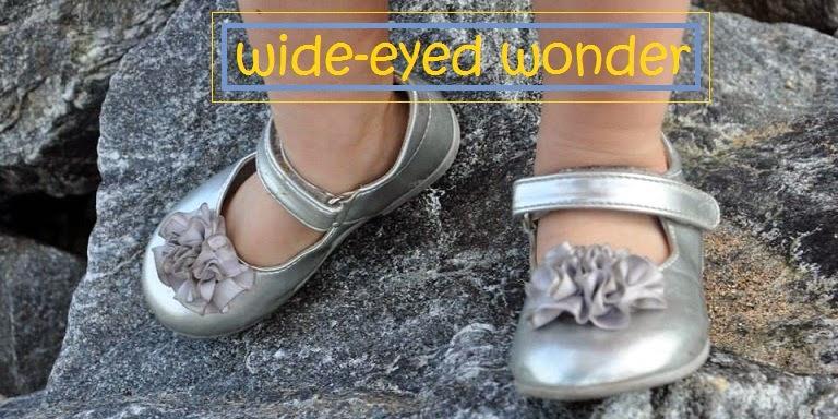 Wide eyed wonder
