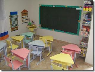 imagens de decoração para sala de aula