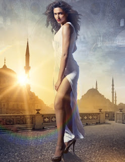 Race 2, Deepika Padukone, hottest, hot, sexy, wow, bollywood, actress, movie, film, star, poster