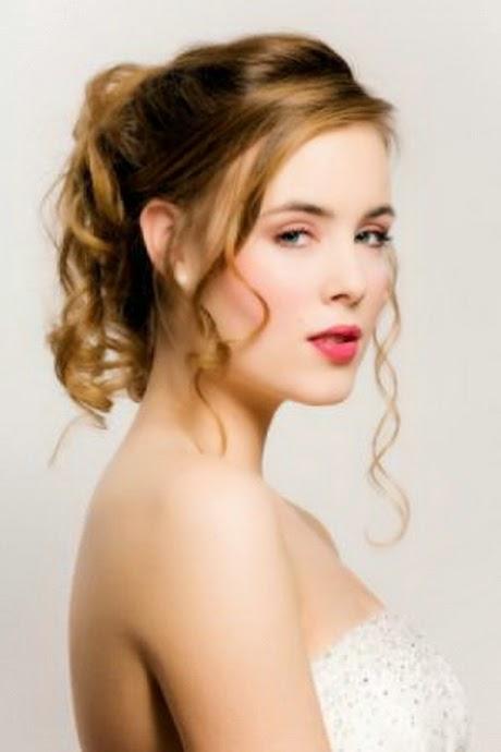 Peinado Recogido elegante de fiesta fácil Elegant and easy updo for