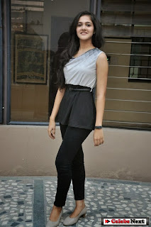 Actress Simran Choudhary Pictures in Jeans at Hum Tum Movie Press Meet  0060.jpg