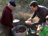 La botifarra, un bon acompanyament del pa amb tomàquet