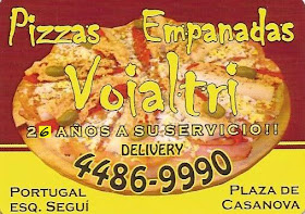 Pizzeria VOIALTRI.