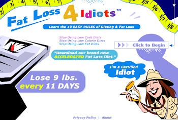 FAT LOSS 4 IDIOTS!
