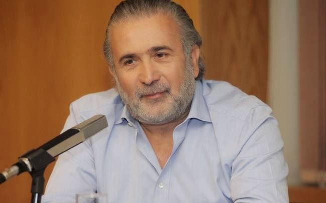 Λάκης Λαζόπουλος: «Σκοπός του Θεοδωράκη να ρίξει τον Σύριζα»!