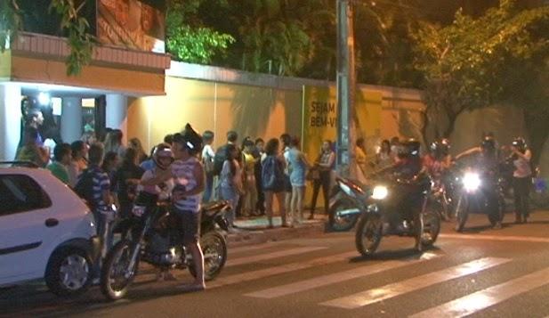Alunos são roubados dentro de Faculdade em Fortaleza