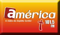 Rádio América FM de Vitória ao vivo