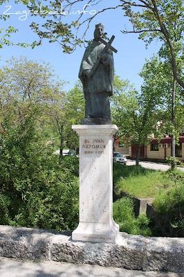 Sv. Ivan Nepomuk - Podsusedski most