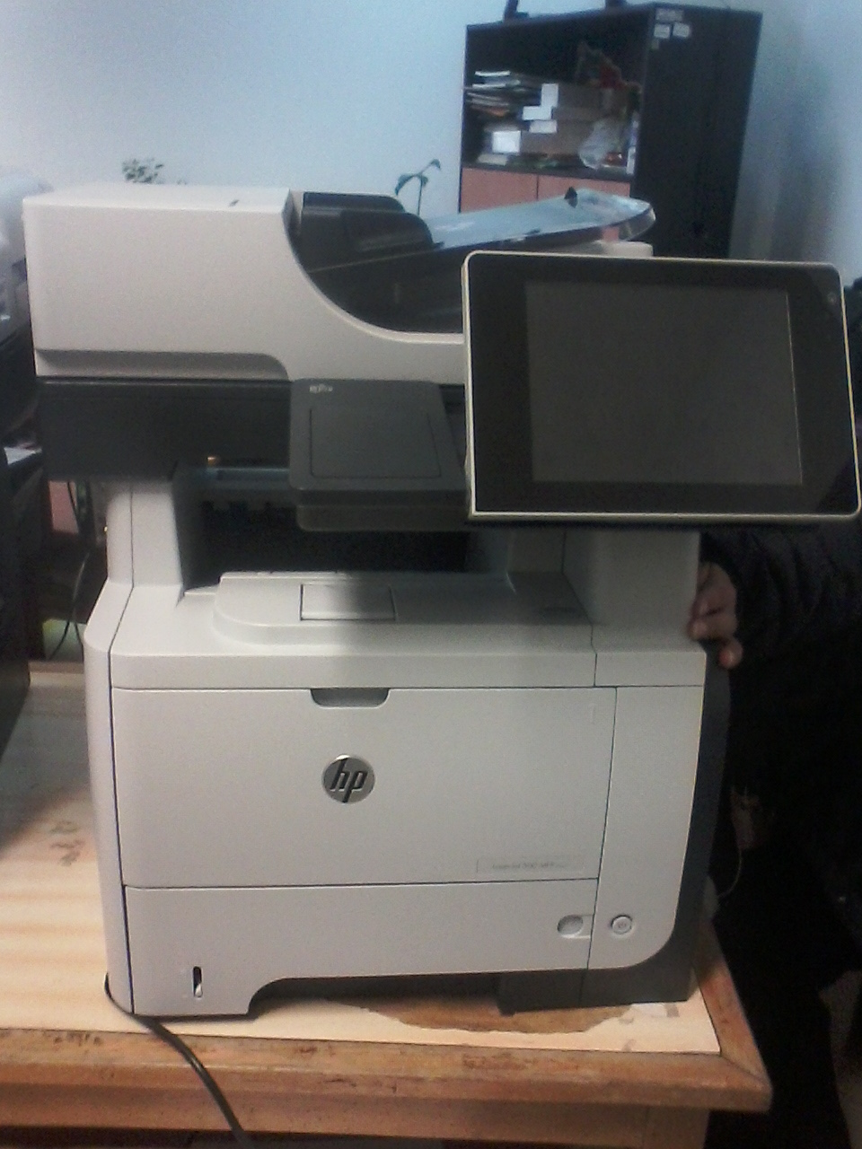 hp laserjet 500 mfp m525 manual
