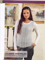 Tejido practico Crochet Invierno №3 2011