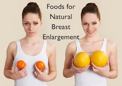 Saw Palmetto as a natural breast enlargement alternative