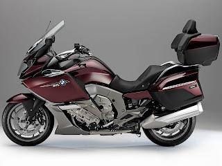 2013 BMW K1600GTL Gambar motor - 1