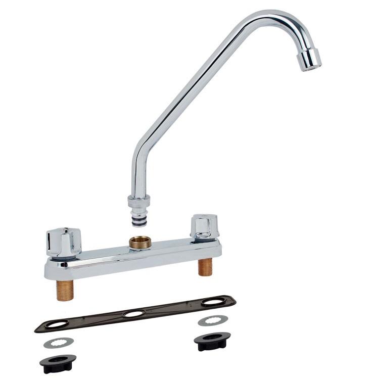 reparaci n casera llave mezcladora o grifo de cocina