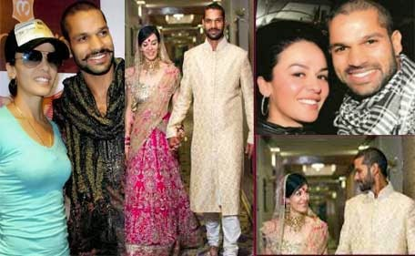 Nach Baliye-7 Shikhar Dhawan & Ayesha enter Wild card entry in Celebrity dance-based reality show