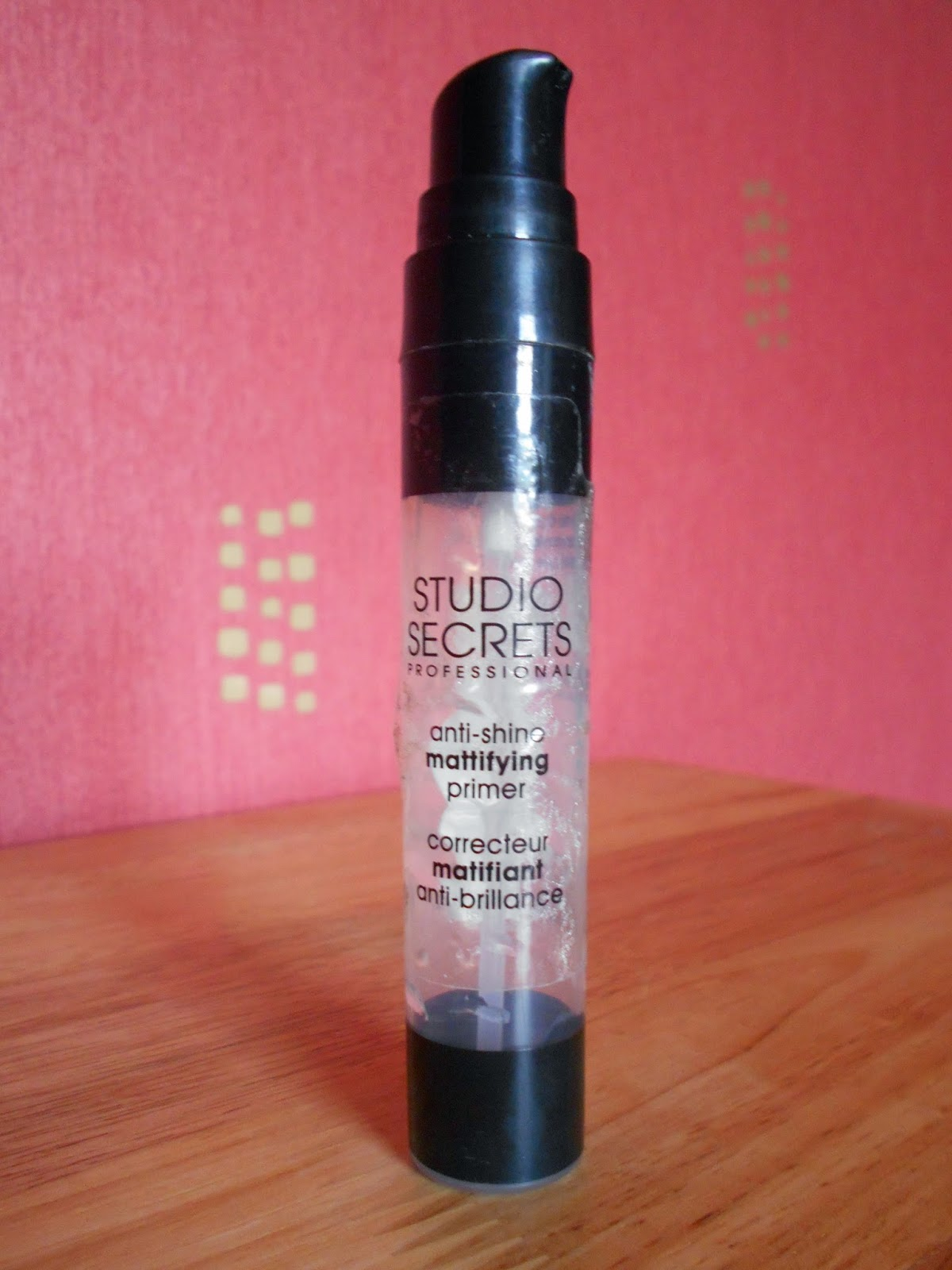 L'Oreal Studio Secrets Anti-Shine Mattifying Primer