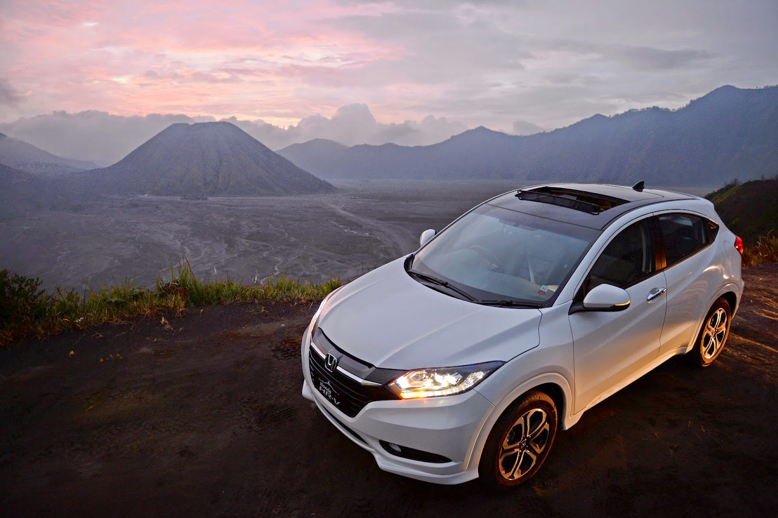 suv review - honda hr-v 2015 | yran4x4