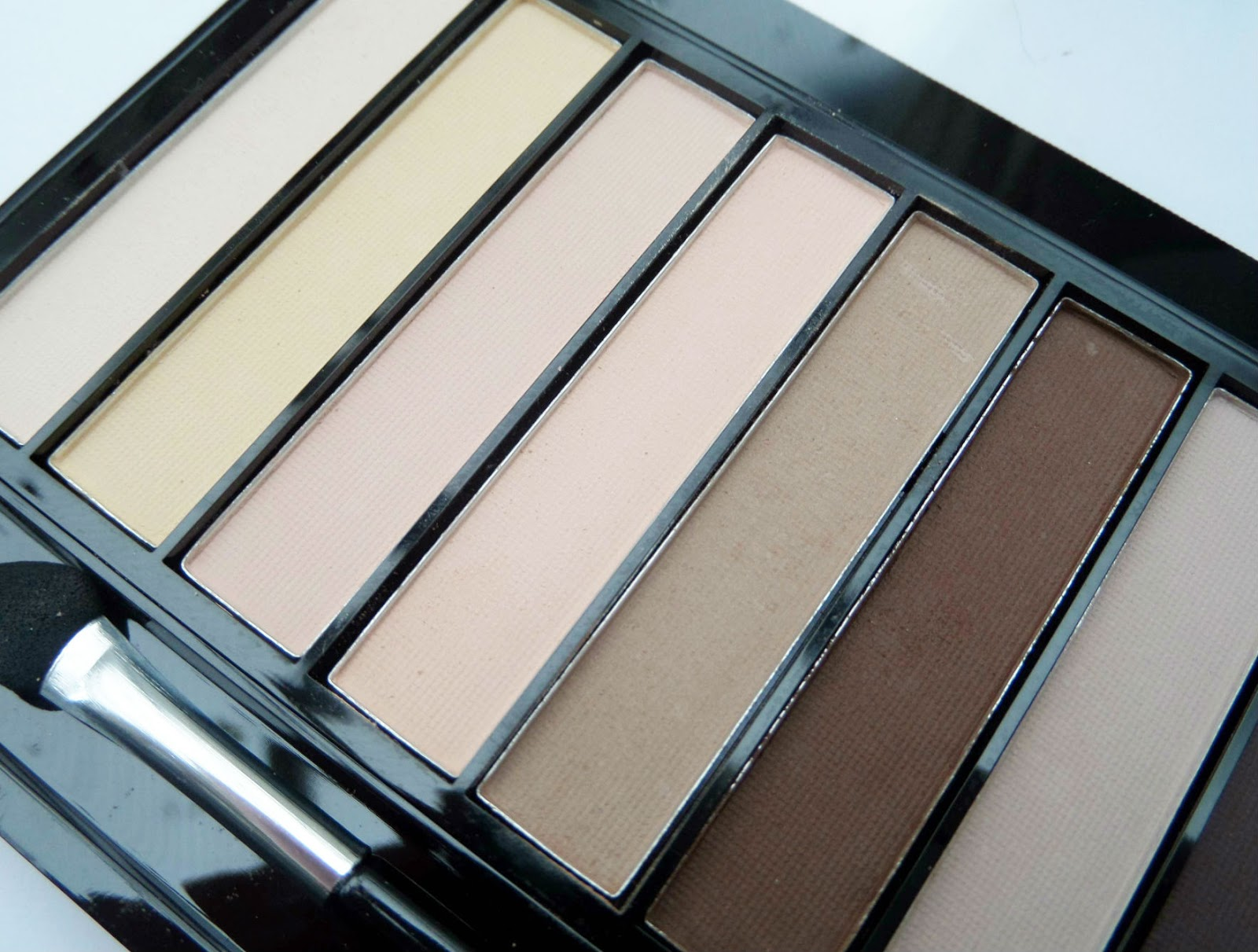 Makeup Revolution Essential Mattes Palette The Browns