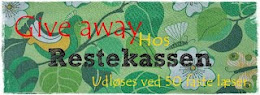 Give away hos Restekassen