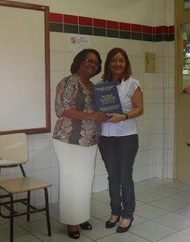 professora e coordenadora Selma Amorin