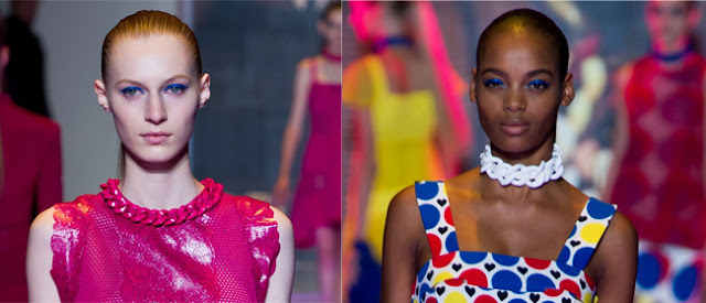versus spring 2013, spring 2013 trends, milan fashion week, spring 2013 accessories