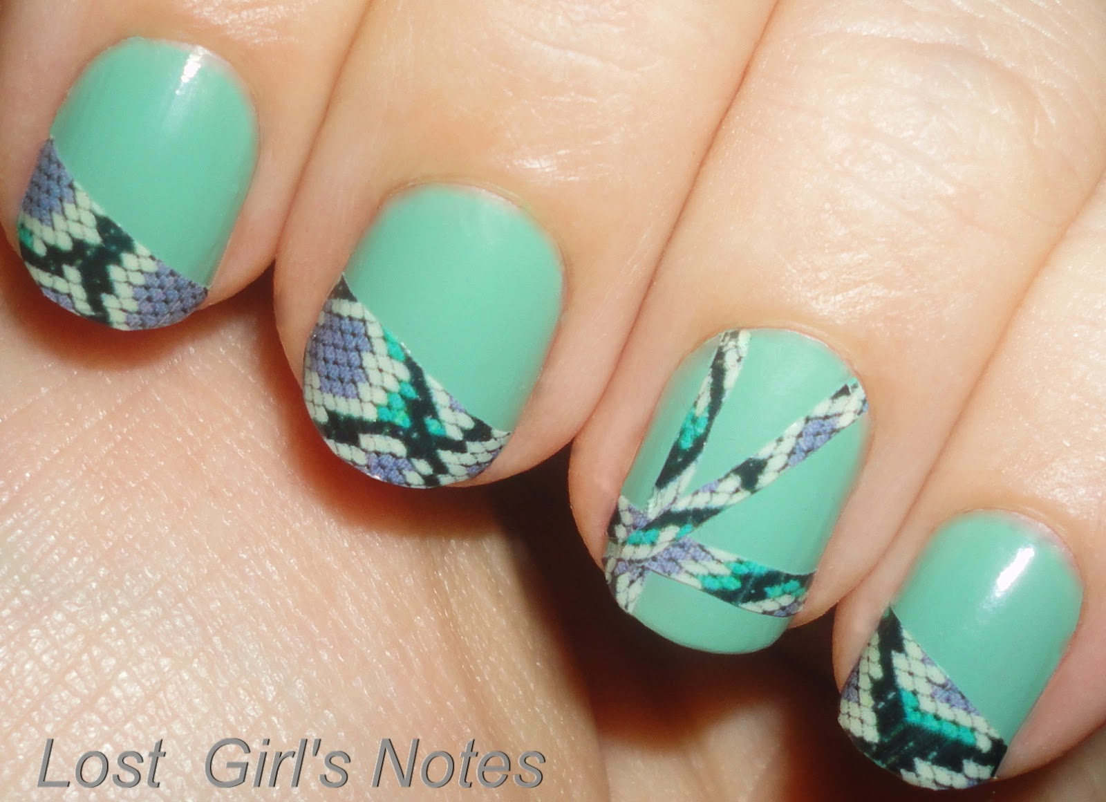 Superb Nails Art Design - Nail Picture Art