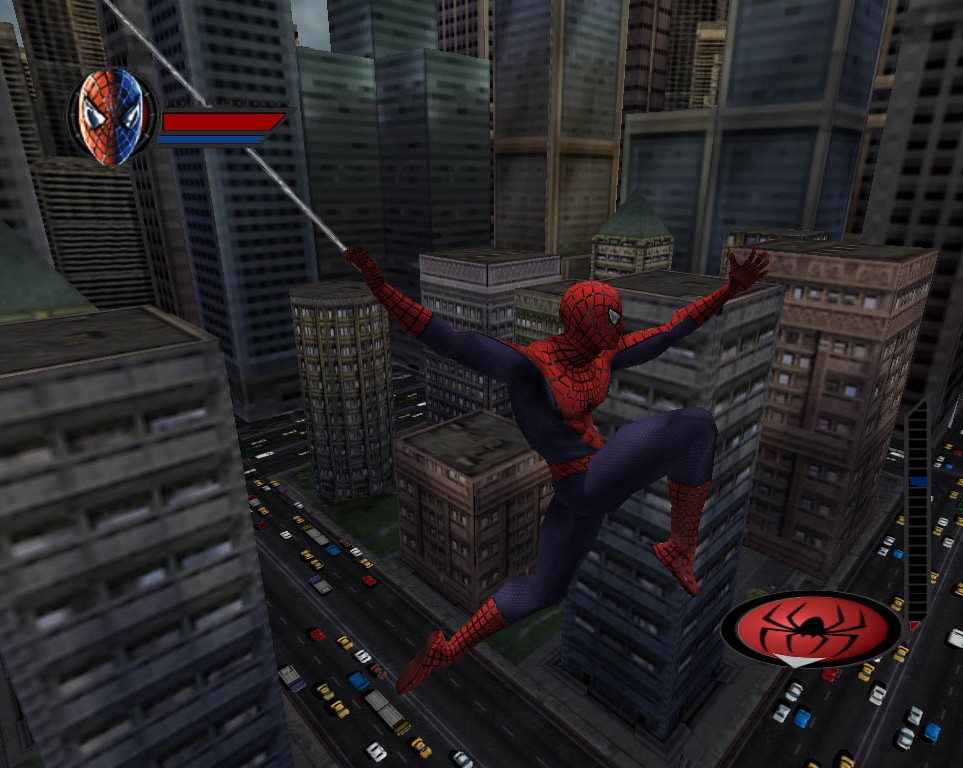 Spiderman The Movie Game pc Español 1 link