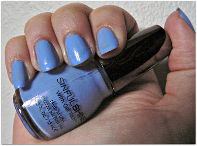 Sinful Colors Sinful Shine Nail Polish in Alfresco