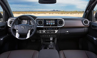New 2016 Toyota Tacoma Release Date