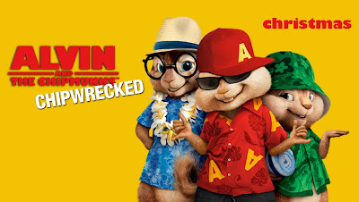 Alvin ve Sincaplar 3 Chipwrecked filmi