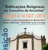 VIMIEIRO: EDIFICAÇÕES RELIGIOSAS NO CONCELHO DE ARRAIOLOS