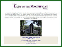 Our Lady of the Magnificat OLM: Looking for Founding Parishioners!