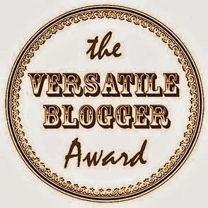 The versatle blogger award