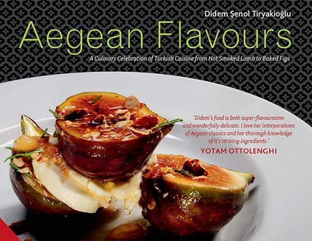 Babaduck book review aegean flavours i was recently sent a cookery book about turkish cuisine and i was intrigued written by didem enol tiryakiolu it has a lovely recommendation from yotam forumfinder
