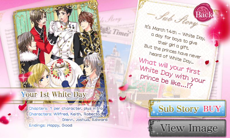 Your st white day
