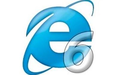 Internet Explorer 6 cuenta con 4,9% de los usuarios